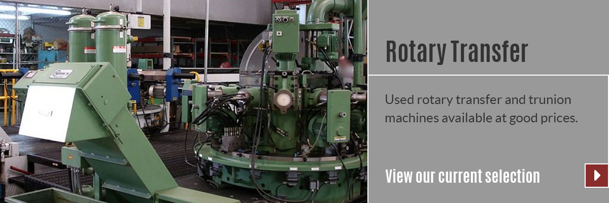View our selection of Rotary Transfer Machines