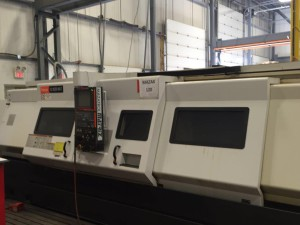 Mazak Quick Turn Nexus 450II