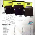 450661 - Burr King Vibra King 45 - 2013