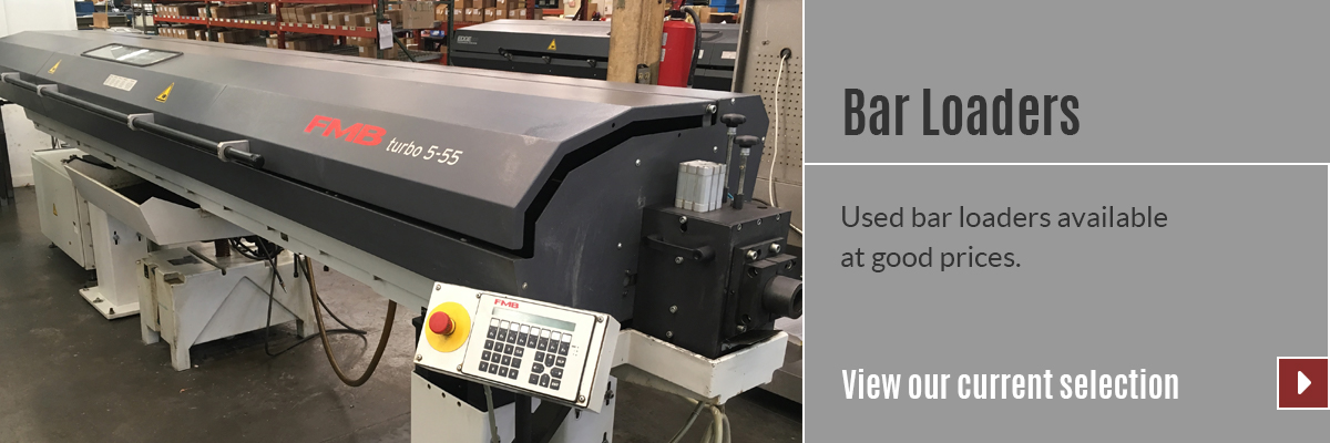 View our selection of Bar Loaders